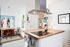 Una casa nórdica de 42m2 muy bien aprovechados | Decorar tu casa es facilisimo.com