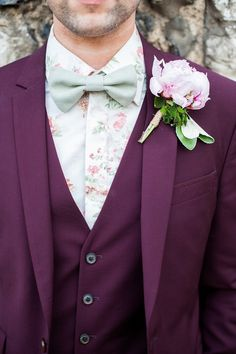 Groom style More