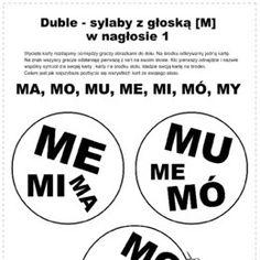 Duble - meble - Printoteka.pl Speech Language Therapy