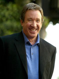 TIM ALLEN, comedian and actor on TV (Home Improvement) and film (Toy Story, Wild Hogs, The Santa Claus). Now has his own hilarious show on Friday nights called Last Man Standing. Tim Allen, Hollywood Actor, Hollywood Stars, Toy Story, Funny Comedians, Famous Comedians, Dad Humor, Star Wars, Best Actor