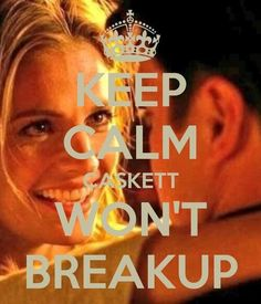 Oh please oh please oh PLEASE Andrew don't make them break up!!