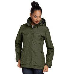 Insular Jacket - Women's Waterproof, Breathable Insulated Jacket - Nau.com