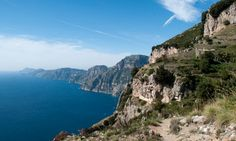 The Path of the Gods, near Praiano I Walking the Amalfi coast  Doing the Amalfi coast on foot, our writer finds sleepy villages, deserted pathways, tiny pebble beaches, and food as spectacular as the views