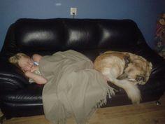 #ikwilnaarcesarmillan Cesar, how can I get this girl to sleep in her own bed, plkease help love Irena