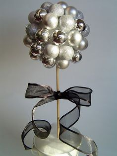 Did this for a babyshower once, Great center piece!