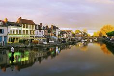 Amiens, France - My mother's birthplace. Oh The Places You'll Go, Places Ive Been, Amiens France, Monaco, France Wallpaper, Saint Leu, France Country, European Holidays, Ville France
