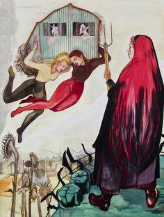 Rosa Loy, 'Saat des Schweigenssaat,' 2011, McClain Gallery