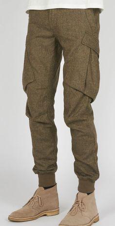 formal fabric + cuff detail