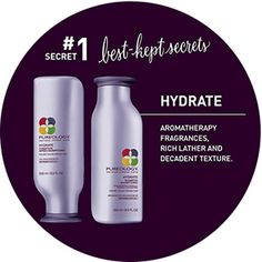 Pureology Hydrate Shampoo is an effective hair care product ideal for people who want to give their hair a well-deserved hydration boost.