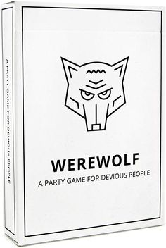 Stellar Factory Werewolf: A Party Game for Devious People Werewolf Games, Alpha Werewolf, Exploding Kittens Card Game, Games Fo, What Do You Meme, House Games, Family Fun Games, Make Your Own Card, Adult Party Games