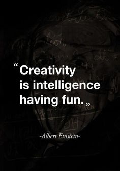 When you think you are not creative enough, it is time to have some fun!