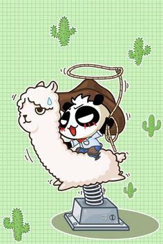 cartoon panda Cartoon Panda, Panda Bear, Animals And Pets, Exo, Castle, Creatures, Anime, Fictional Characters, Design