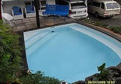 refreshing swimming pool Knysna, Swimming Pools, Deck, Mansions, Future, Outdoor Decor, House, Mansion Houses, Future Tense