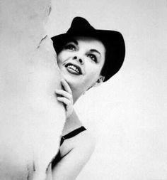 Judy Garland, 1950s.