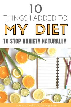 Vitamins for Anxiety: The 10 Best Supplements for the Anxious Person - natural - Natural Add Remedies, Natural Remedies For Migraines, Cold Home Remedies, Natural Healing, Natural Treatments, Holistic Healing, Home Remedies For Anxiety, Natural Oil, Vitamins