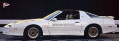 1989 20th Anniversary Trans Am Pace Car