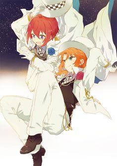 Ensemble Stars   Tsukinaga Leo & Sou Tsukasa