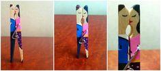 #DIY kissing clothespin! #Valentines