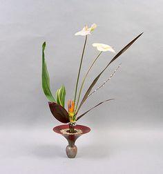 Ikebana International - San Francisco Bay Area Chapter #31   Browse Ikebana Artwork