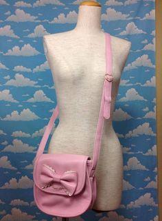 Dream Fantasy Pochette (Bag) in Pink from Angelic Pretty - Lolita Desu