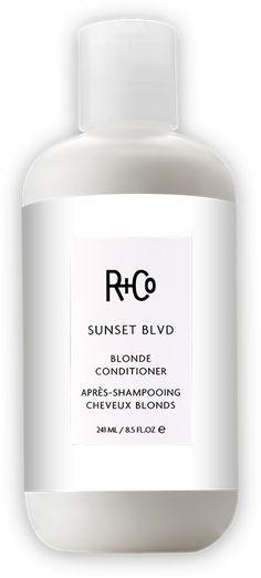 SUNSET BLVD Blonde Conditioner