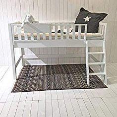 Das perfekte Kinderhochbett! Wir geben Empfehlungen zum günstigen Hochbett Online Kauf und Tipps zum individuellen Design! Kidsroom, Bunk Beds, Loft, Nursery, Table, Furniture, Johannes, Home Decor, Mini