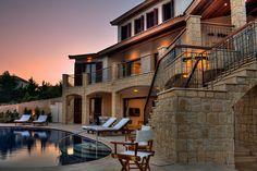 Casa de #vacaciones 5 Bed Mythos Villa -free rental car en Paphos, Paphos. 10 personas, 6 piezas, 5 dormitorios. #chipre #sunset