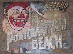 Louisiana History, Louisiana Homes, New Orleans Louisiana, Six Flags New Orleans, New Orleans Decor, Abandoned Theme Parks, Abandoned Amusement Parks, Beach Songs, New Orleans Christmas