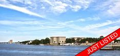 SELLER MOTIVATED • SELLER PAY ALL CLOSING COSTS • Move-in ready • 3 Bed/3 Bath • Water View Condo • Open Kitchen • Granite Countertops • Stainless Steel Appliances • Pantry • Breakfast Bar • Living Room • Gas Fireplace • Recessed Lighting • Plenty of windows to enjoy the views of the Santa Rosa Sound! This building is one of the highest elevations in Downtown. Sailwatch Landing is an exclusive waterfront Gated Community w/waterfront pool, dock, fitness room, private parking garages, & more Granite Kitchen, Open Kitchen, Granite Countertops, Closing Costs, Fort Walton Beach, Bath Water, Workout Rooms, Parks And Recreation, Gated Community