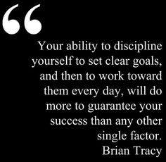 How to get on the path of success Inspirational Posters, Motivational, Brian Tracy, House Design Photos, Self Discipline, Morning Motivation, Setting Goals, Great Quotes, Quote Of The Day