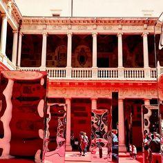 Silvia parla di #TEDxPadova su Instagram Mirroring #tedxpadova #domaniora #padova #igerspadova #tedx #palazzodelbo #università #innovation #idea #mirror #red