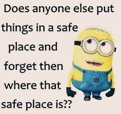 Minions - On a Safe Place