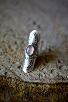 Root Ring  6.5 by thenoisyplume on Etsy, $279.00