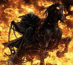 grim reaper ghost rider evil death