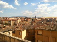 Mis aventuras en Segovia, España: La Mujer Muerta