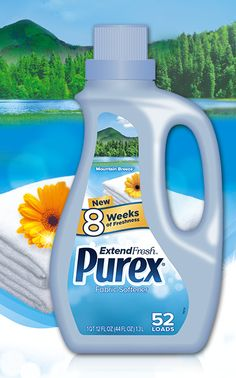 Aromatic Flavor Latest Collection Of - Purex Ultra Concentrated Liquid Laundry Detergent 1 Tahitian Breeze