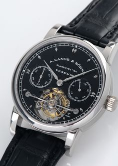 """A. Lange Söhne TOURBILLON """"Pour le Mérite"""", A. Lange Söhne Timepieces and Luxury Watches on Presentwatch"""