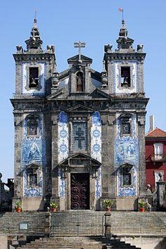 Igreja Sao Nicolau   Cidade do Porto - Portugal