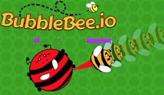 In Bubblebee io you play as a bumble bee, your task is to sting the other players. In this fun multiplayer game you can choose one of bumblebees, and glasses. Enjoy and share with your friends!  http://www.spicandspangames.com/bubblebee-io  #Bubblebee #Bubblebeeio #iogames #spicandspangames #beegames #beegame #beeio