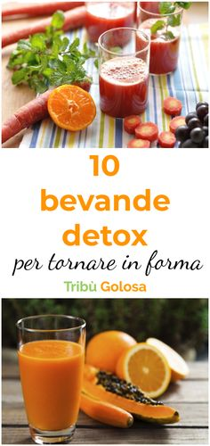 Ecco 10 bevande #detox che vi aiuteranno a tornare in forma con leggerezza e freschezza. #tribugolosa #gourmettribe #golosiditalia #cucina #cucinaitaliana #cucinare #italianrecipes #food #italianfood #foodstyling #yummy #foodlover #ricette #recipe #homemade #delicious #ricettefacili Beverages, Drinks, Cantaloupe, Good Food, Food And Drink, Breakfast, Health, Recipes, Fitness