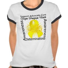 Testicular Cancer Inspirations Spiral Ribbon T Shirts by www.giftsforawareness.com
