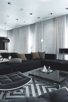 Apartment in Sankt Petersburg by Iqosa