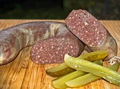 Kaszanka Polish Recipes, Polish Food, Kielbasa, Smoking Meat, Lamb, Sausage, Grilling, Tacos, Homemade