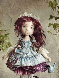 Коллекционные куклы ручной работы. Фрея / Freya. Яхина Яна. Интернет-магазин…