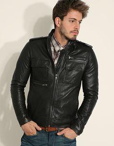 Full Circle leather jacket