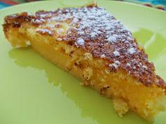 Receitas de Portugal: Tarte de Laranja e Coco Coco, Sweet Pie, Portuguese Recipes, Cupcakes, French Toast, Cheesecake, Deserts, Good Food, Sweets