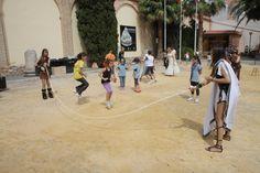 Museo Arqueológico Municipal - Juegos Romanos