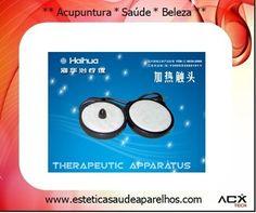 Eletrodo 8cm para Haihua CD9  Heating
