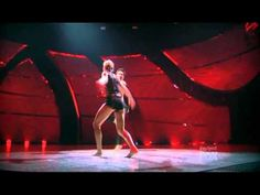 """SYTYCD Season 9: Lindsay and all-star Alex Wong in a Sonya Tayeh jazz routine to the tune of """"Somebody That I Used to Know"""" by Gotye feat. Kimbra"""