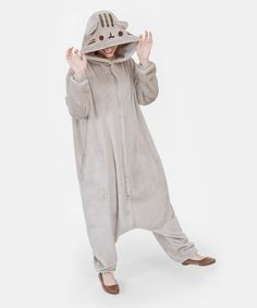 Pusheen unisex kigurumi costume - Hey Chickadee